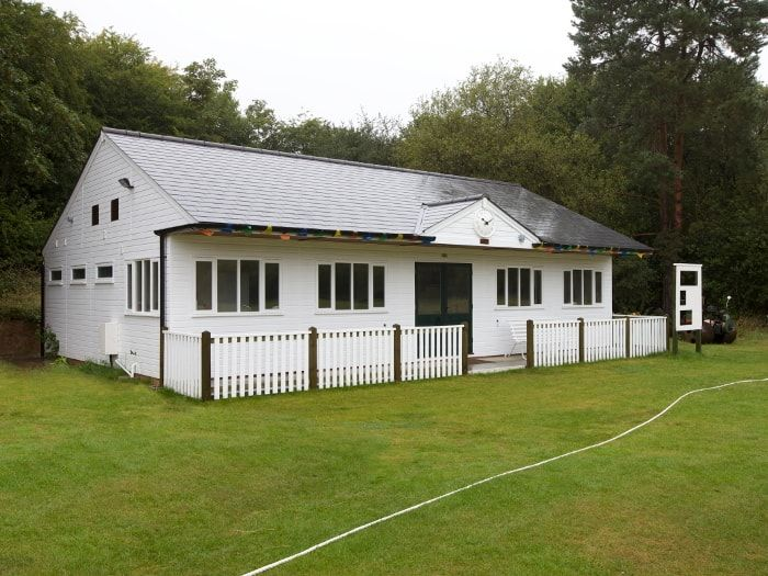 Timber Sports Pavilions & Club Houses